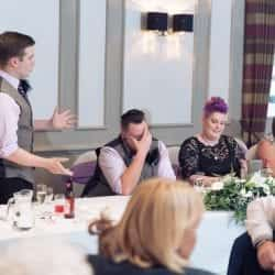 A punk wedding in a regal setting - Warmsworth Hall, Doncaster. Doncaster Wedding Photography. Sheffield Wedding Photographer. Warmsworth Hall Wedding Photography. Stu Ganderton Wedding Photography